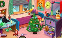 Emma's Christmas Room